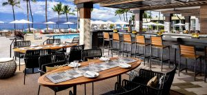 Wailea Beach Resort - KAPA Bar & Grill