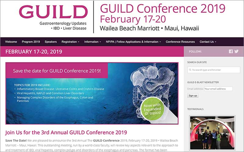 2019 GUILD Conference